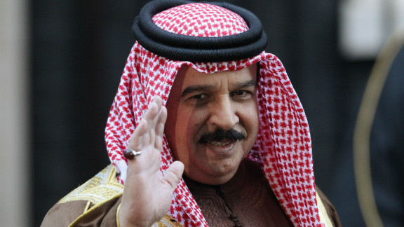 Bahrain's King Hamad bin Isa al-Khalifa is expected to receive a report on recommended changes to the state's law and security.