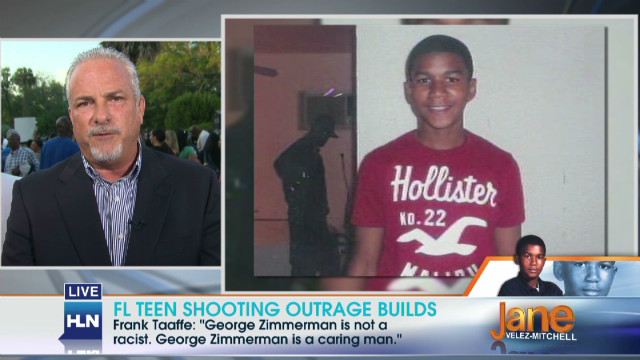 Friend defends Zimmerman