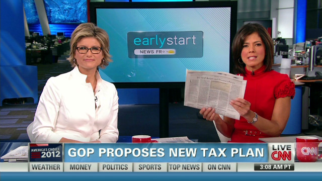 MYB: GOP new tax plan breakdown