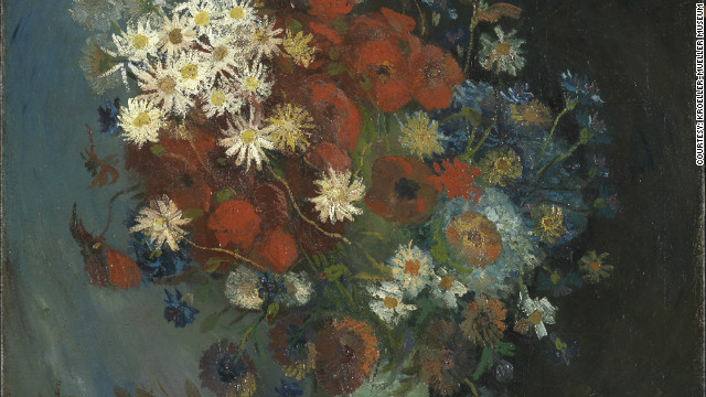 Oil Painting Animation Van Gogh