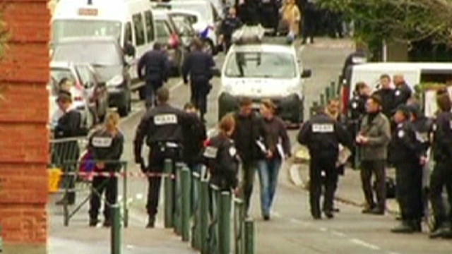 French shooting suspect tells motive