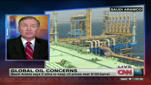 Concerns grow over high oil prices