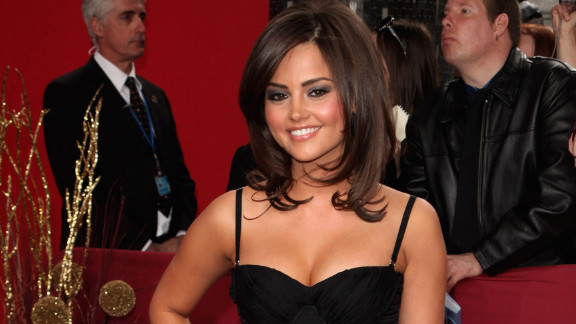 """Jenna-Louise Coleman, shown here in 2009, will be the Doctor's new companion on """"Doctor Who."""""""