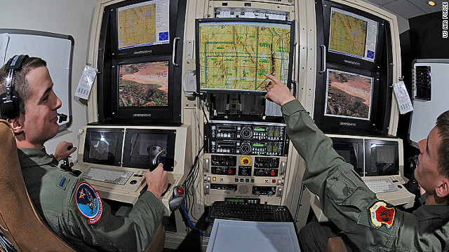 Pentagon offers high honor for drone ops