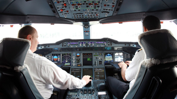 Some personal electronic devices can cause interference with pilot-to-ground communication..