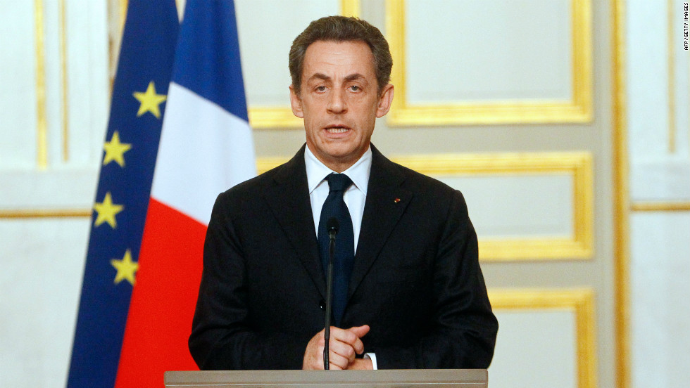 "French President Nicolas Sarkozy on Wednesday tells representatives of French Jewish and Muslim communities: ""We must be united. We must give in neither to discrimination nor revenge."""