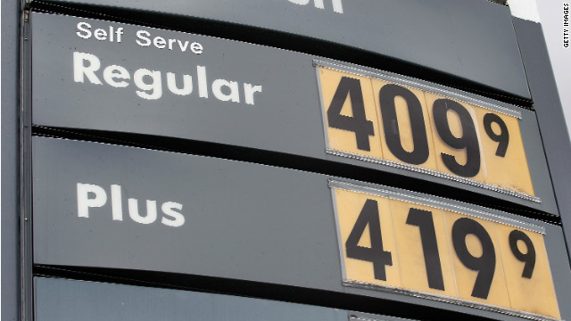 Gas Prices In Florida >> Will High Gas Price Be Obama S Achilles Heel Cnn