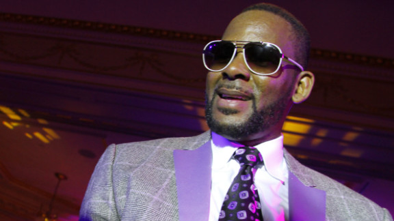 A planned party to promote R. Kelly