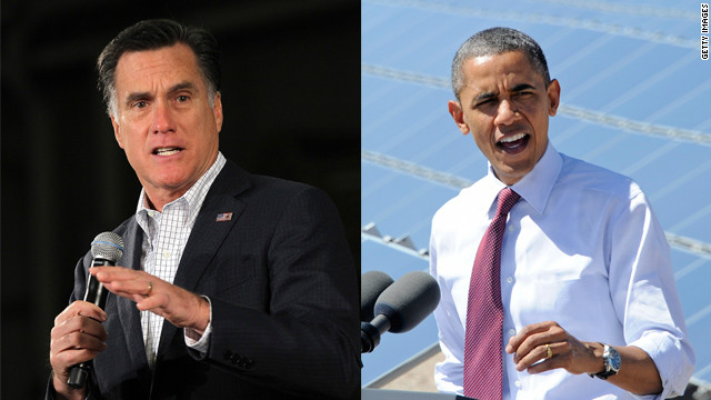 Obama, Romney offer dueling Ohio speeches