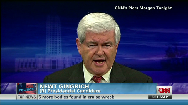 Can Gingrich deliver a win in Louisiana?
