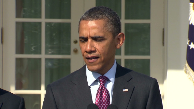 Obama says soul-searching needed in Trayvon Martin death