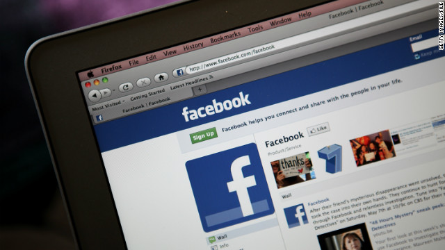 "A file image of Facebook. The ""Roast Busters"" page has been taken down, replaced by vigilante sites urging justice."
