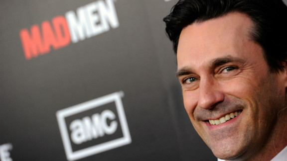 "Jon Hamm is sort of a man of mystery as Don Draper on ""Mad Men"" so Batman wouldn"