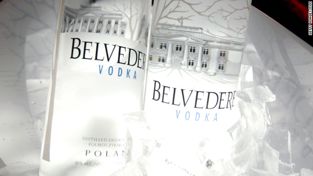 A Belvedere Vodka ad posted online Friday drew criticism, with many suggesting it appeared to depict a rape.