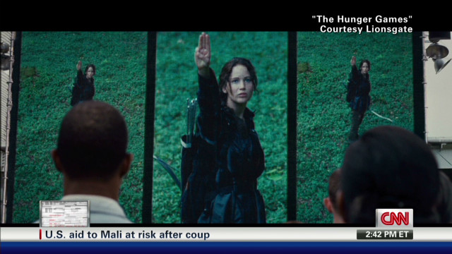 Critic, iReporters review 'Hunger Games'