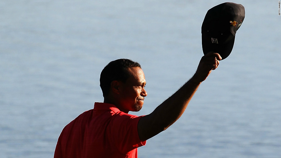 Tiger Woods clinched his first PGA Tour title since September 2009 at the Arnold Palmer Invitational on Sunday. The 14-time major winner is no stranger to success at the Bay Hill tournament, having tasted victory there on a record six previous occasions.