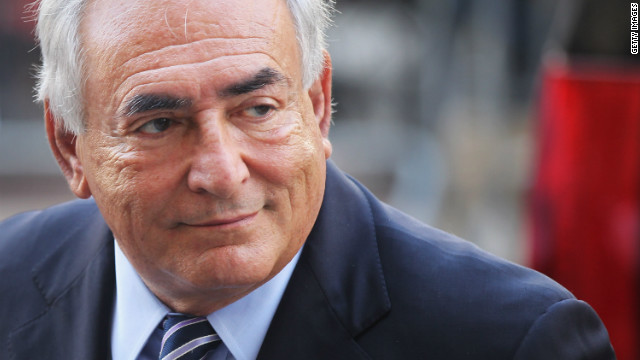 2012: More legal woes for Strauss-Kahn