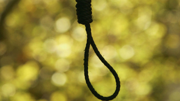 People were sentenced to death for a range of offenses including adultery in Iran and blasphemy in Pakistan.
