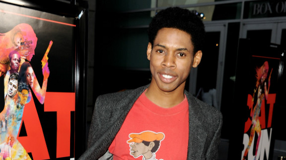"Alphonso McAuley plays a ""blerd"" on the Fox comedy ""Breaking In."""