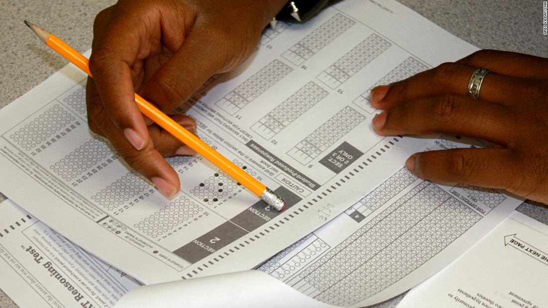WSJ: More affluent students get extra time to take SAT