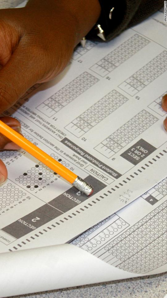 WSJ: More affluent students get extra time to take SAT Students in