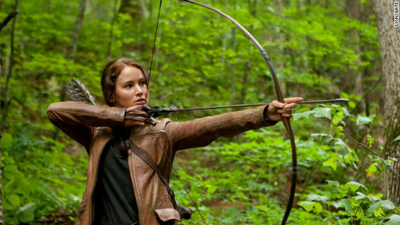 """Like """"The Hunger Games"""