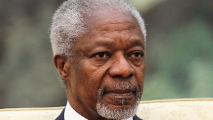 Kofi Annan Fast Facts