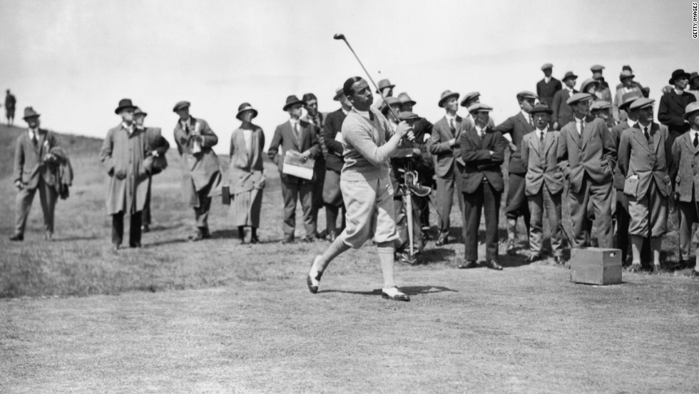 Only Nicklaus and Woods have won more majors than Walter Hagen. His tally of 11 includes two in 1924, and the New Yorker is widely acknowledged as being the first player to earn $1 million. He was also a key figure as professional golfers became accepted in the amateur era.