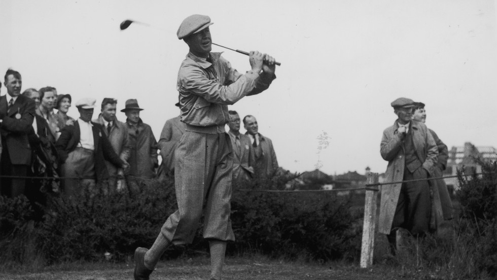 Byron Nelson's golden era was during World War II but in its final year the Texan went on a winning run that has never been repeated. In 1945, he won 18 out of 35 tournaments, including an incredible 11 in a row. Only Woods can better Nelson's record of 113 consecutive cuts made.