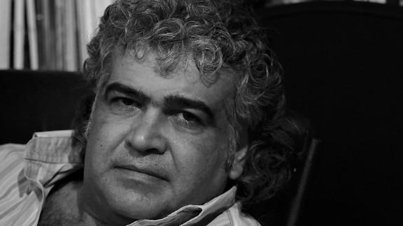Syrian novelist Khaled Khalifa is one of the few established artists to voice support for the country