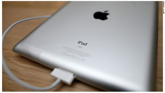 "In a report Monday, Consumer Reports calls the new iPad ""superb in virtually every way."""