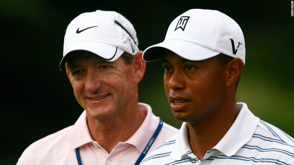 Tiger Woods' former swing coach Hank Haney has released a book about his time working with the 14-time major champion.