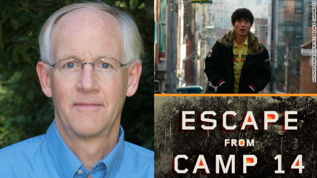Journalist Blaine Harden chronicles the life of the only camp-born man known to escape a North Korean camp.