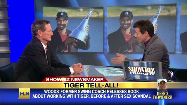 Tiger's Coach Speaks Out