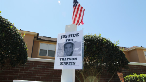 Memorials to Trayvon Martin grow daily outside The Retreat at Twin Lakes, the gated Sanford, Florida, community where neighborhood watchman George Zimmerman shot and killed the unarmed teen February 26. The death has sparked protests across the country and brought unwanted attention to Sanford, a town north of Orlando.