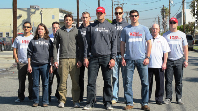In two years, Team Rubicon has conducted 14 missions, both in the U.S. and abroad.