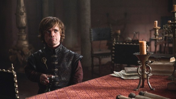 """Tyrion (Emmy Award-winner Peter Dinklage) finds himself at the heart of political intrigue in season 2 of """"Game of Thrones"""""""