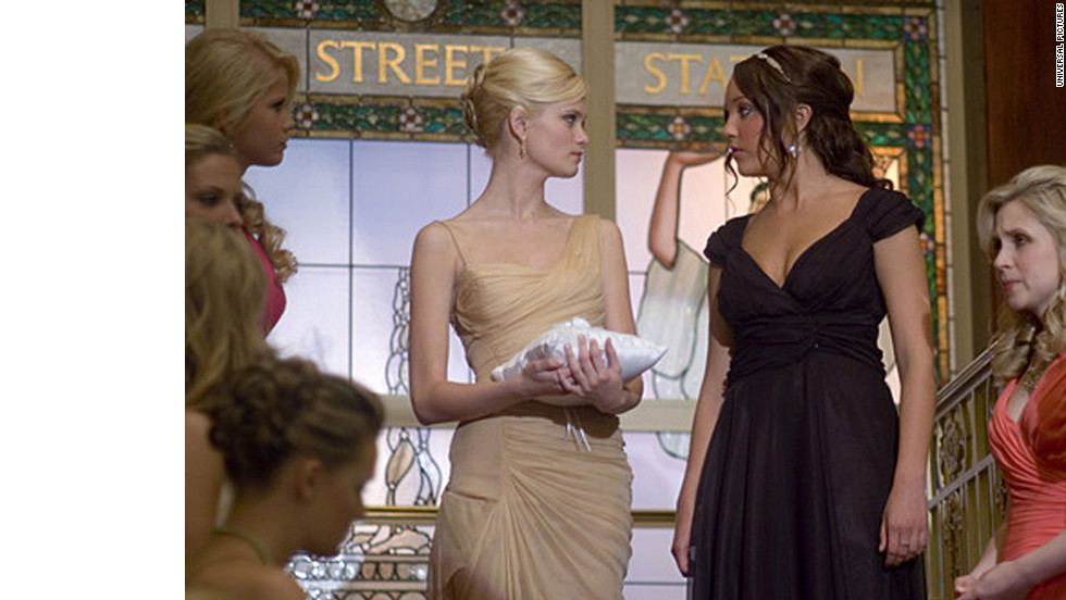 """Snow White"" got the modern treatment in 2006's ""Sydney White,"" starring Amanda Bynes. Complete with an evil queen bee, seven gracious young men and a poisoned apple (in the form of a computer virus), the comedy follows a college freshman (Bynes) as she pledges a sorority."