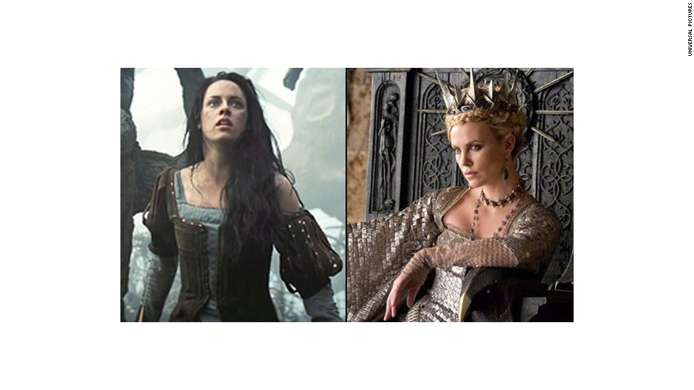 "Kristen Stewart is the latest in a long line of actresses play Snow White. The ""Twilight"" actress stars alongside Charlize Theron's evil Queen in ""Snow White and the Huntsman"" -- in theaters today. The darker twist on the classic fairy tale has been preceded by a slew of adaptations, but which is the fairest of them all?"