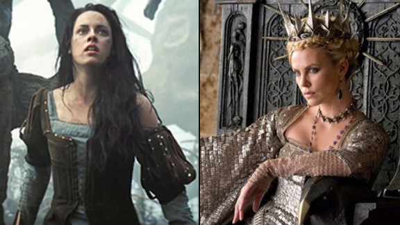 """Kristen Stewart is the latest in a long line of actresses play Snow White. The """"Twilight"""" actress stars alongside Charlize Theron's evil Queen in """"Snow White and the Huntsman"""" -- in theaters today. The darker twist on the classic fairy tale has been preceded by a slew of adaptations, but which is the fairest of them all?"""