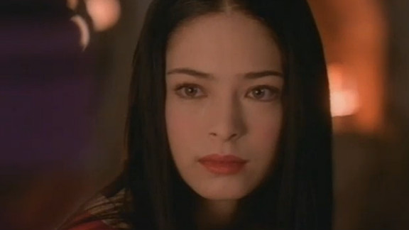 """The 2001 TV movie """"Snow White: The Fairest of Them All"""" starred """"Smallville's"""" Kristin Kreuk. (The actress is currently slated to star in an upcoming made-for-TV adaptation of """"Beauty and the Beast"""")."""