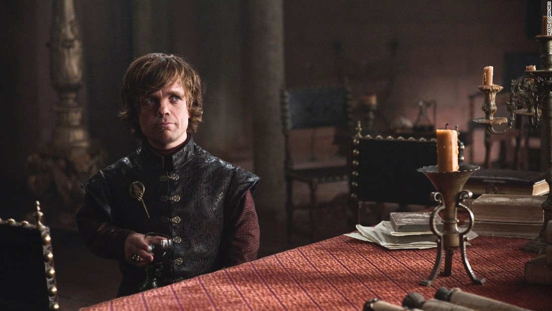 "Past winner <strong>Peter Dinklage</strong> (""Game of Thrones"") tops the list of nominees, joined by <strong>Jonathan Banks</strong> (""Better Call Saul""), <strong>Ben Mendelsohn</strong> (""Bloodline""), <strong>Jim Carter </strong> (""Downton Abbey""), <br /><strong>Michael Kelly</strong> (""House of Cards"") and <strong>Alan Cumming</strong> (""The Good Wife"")."
