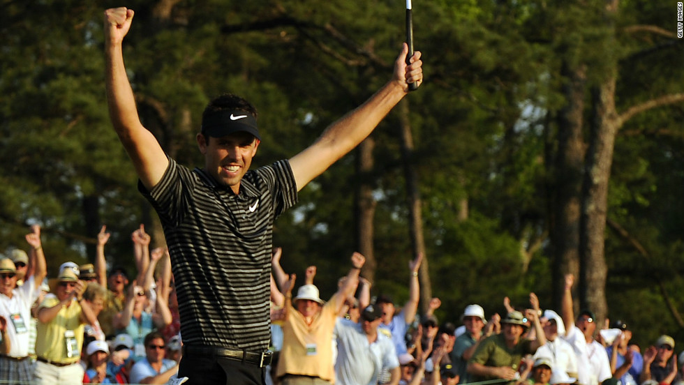 This year's purse is a whopping $8 million, with the champion taking home nearly $1.5 million -- the same amount as last year's winner, South Africa's Charl Schwartzel.