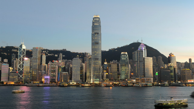 Hong Kong punctures property bubble