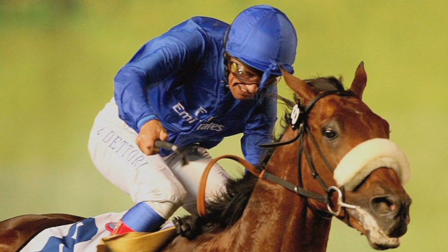 Godolphin trainers in Dubai