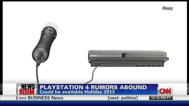 New Playstation 4 release in 2013?