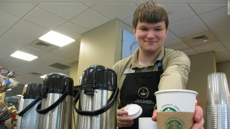 working with autistic people