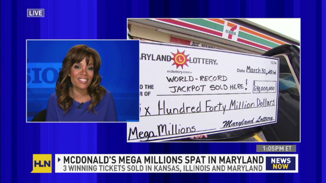 Mega Millions mess in Maryland