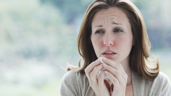 The average adult gets a cold about two or three times a year, with each one lasting up to a week, or sometimes longer.