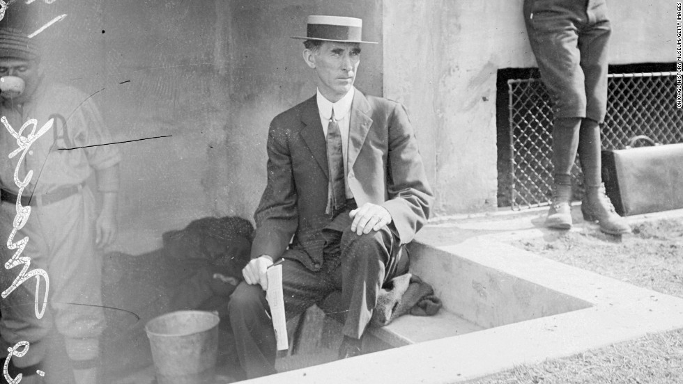 "The ""Tall Tactician"" owned part or all of the Philadelphia A's from the team's founding in 1901 until 1954, when he sold the team to Arnold Johnson. Before his ownership stint, Connie Mack had an 11-year career as a catcher in the National League. Thanks to his 50 years of managing the A's -- and two years managing the Pirates in the 1890s -- he holds major league managing records for games won and lost."